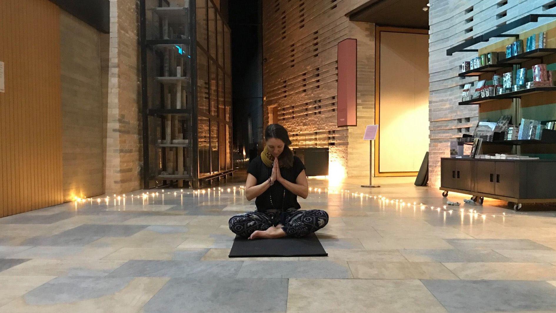 Yoga at The Collection
