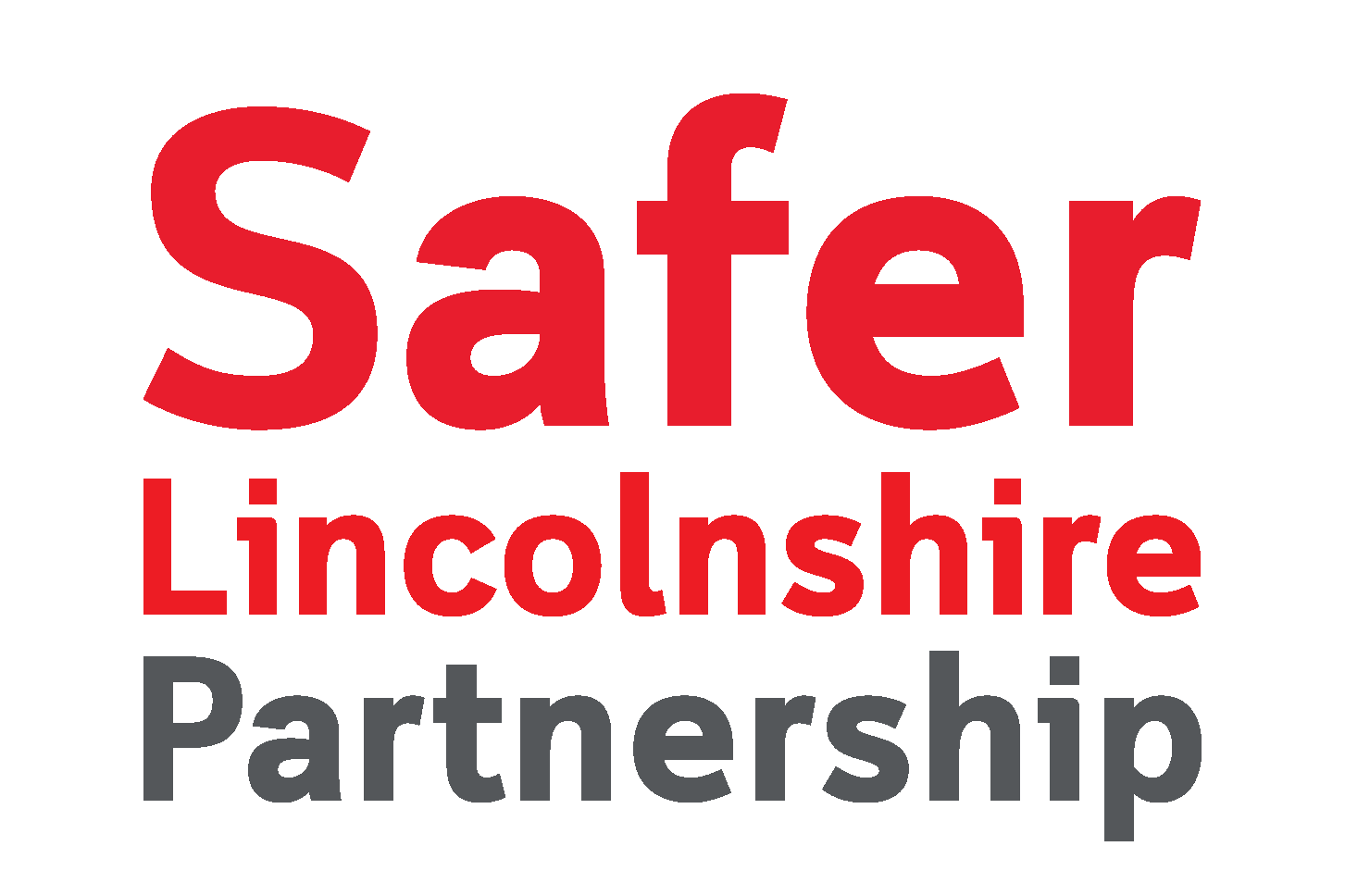Safer lincolnshire partnership logo
